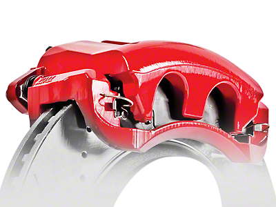 Power Stop Performance Rear Brake Calipers - Red (02-18 RAM 1500, Excluding SRT-10)
