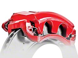 Power Stop Performance Rear Brake Calipers - Red (02-18 RAM 1500, Excluding SRT-10 & Mega Cab)