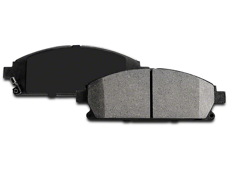 Power Stop Z16 Evolution Clean Ride Ceramic Brake Pads - Front Pair (02-18 RAM 1500)
