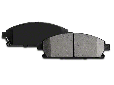 Power Stop Z16 Evolution Clean Ride Ceramic Brake Pads - Rear Pair (02-18 RAM 1500, Excluding SRT-10)