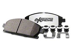 Power Stop Z36 Extreme Truck and Tow Carbon-Ceramic Brake Pads; Front Pair (06-18 All, Excluding SRT-10 & Mega Cab)