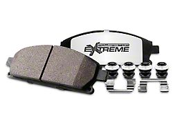 Power Stop Z36 Extreme Truck and Tow Carbon-Ceramic Brake Pads; Rear Pair (02-18 RAM 1500, Excluding SRT-10 & Mega Cab)