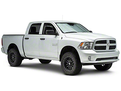 Covercraft UVS100 Custom Sunscreen - Silver (09-18 RAM 1500)