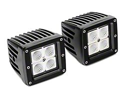 Barricade LED Fog Lights for Barricade Extreme HD Front Bumpers