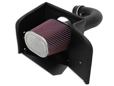 K&N Series 63 AirCharger Cold Air Intake (08-12 4.7L RAM 1500)