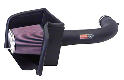 K&N Series 63 AirCharger Cold Air Intake (2011 3.7L RAM 1500)