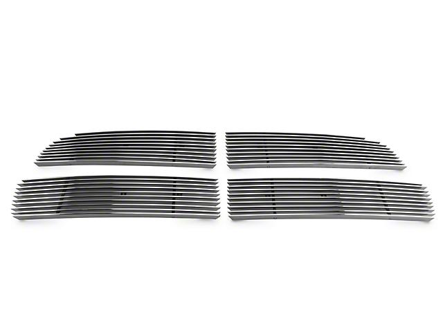 T-REX Billet Upper Overlay Grilles - Polished (09-12 RAM 1500)