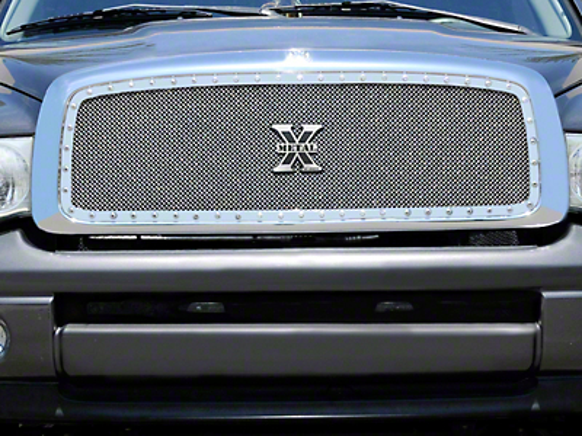 T-REX X-Metal Series Upper Grille Insert - Polished (09-12 RAM 1500)