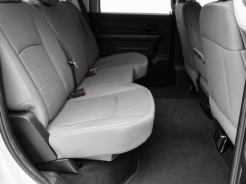 Underseat Storage - Dark Gray (02-18 RAM 1500 Quad Cab, Crew Cab)