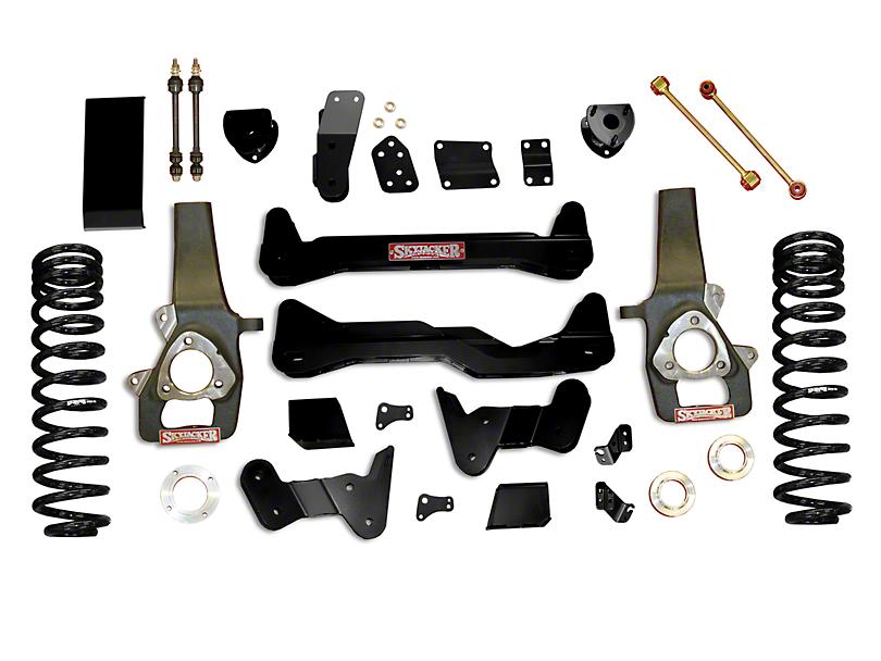 SkyJacker 6 in. Suspension Lift Kit w/ Shocks (09-11 4WD RAM 1500)