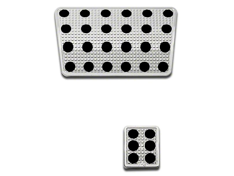 Putco Liquid Pedal Covers - Track Design (02-08 RAM 1500)