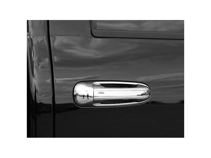 Putco Chrome Door Handle Covers 02 08 Ram 1500