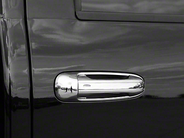 Putco Chrome Door Handle Covers (02-08 RAM 1500)