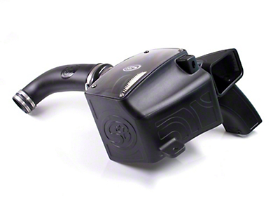 S&B Cold Air Intake w/ Dry Extendable Filter (03-08 5.7L RAM 1500)