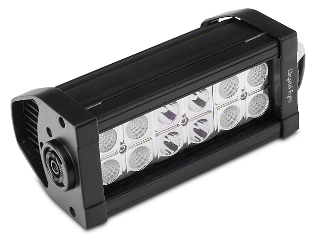 7 Inch 7 Series LED Light Bar; 30 & 60 Degree Flood Beam