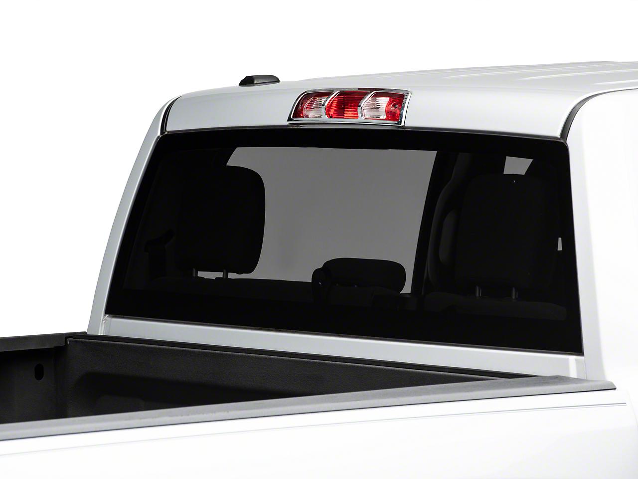 ABS Third Brake Light Cover - Chrome (09-18 RAM 1500)
