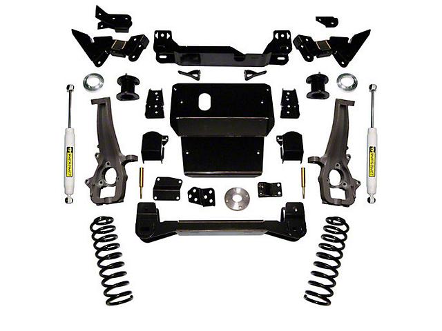 SuperLift 6 in. Suspension Lift Kit w/ Shocks (09-18 4WD RAM 1500)