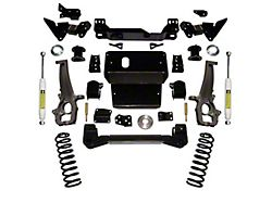 SuperLift 6-Inch Suspension Lift Kit with Shocks (09-18 4WD RAM 1500)