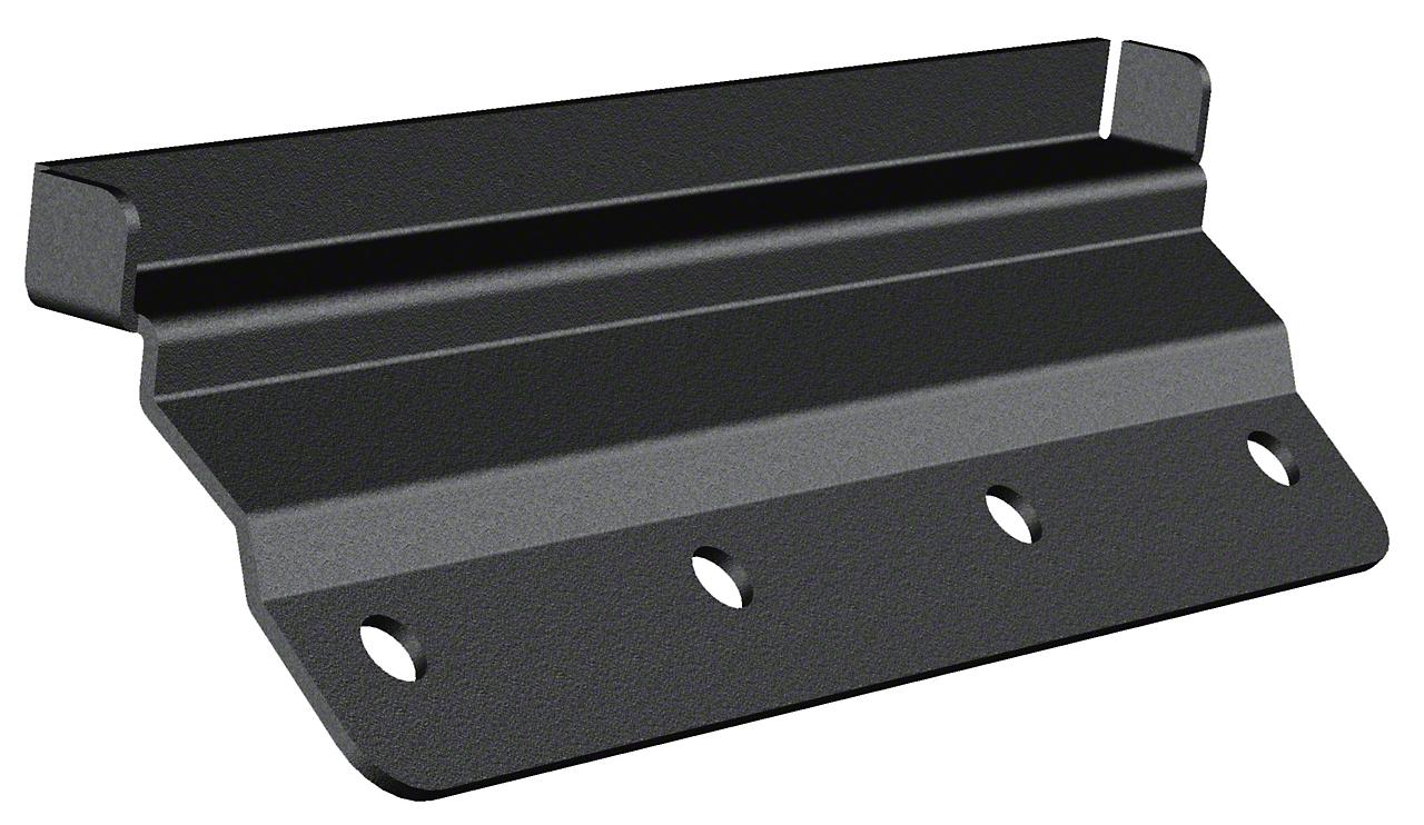 Carr Roof Gutterless Mount Kit - Black (14-18 RAM 1500)