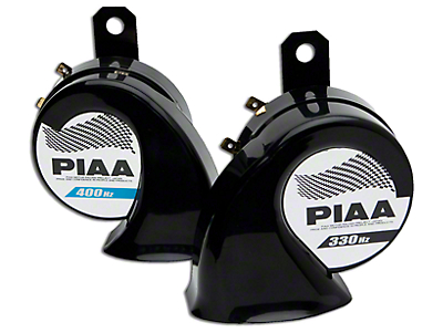 PIAA Automotive Superior Bass Horn - 330/400Hz (02-19 RAM 1500)