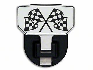 Carr HD Hitch Step w/ Checkered Flag Logo (02-19 RAM 1500)