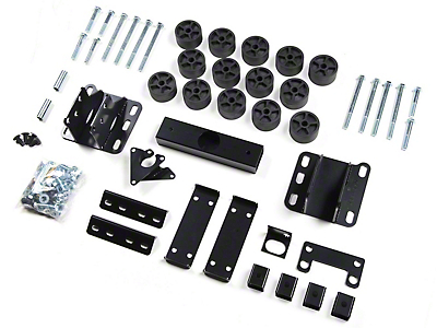 Zone Offroad 1.5 in. Body Lift (06-08 RAM 1500, Excluding Mega Cab)