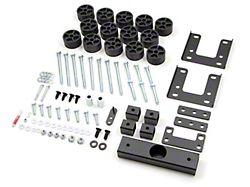 Zone Offroad 1.50-Inch Body Lift Kit (09-18 RAM 1500)