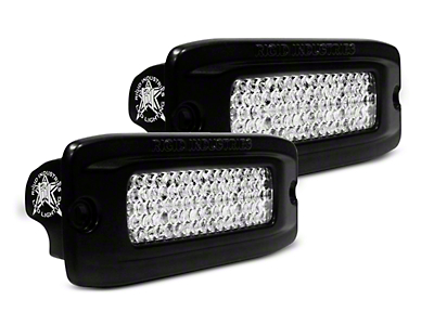 Rigid Industries SR-Q Series Flush Mount Backup Light Kit