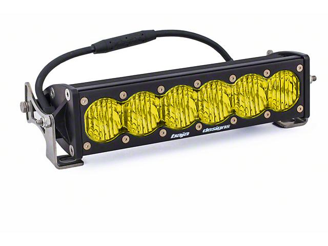 Baja designs ram 10 in onx6 amber led light bar wide driving beam baja designs 10 in onx6 amber led light bar wide driving beam aloadofball Image collections