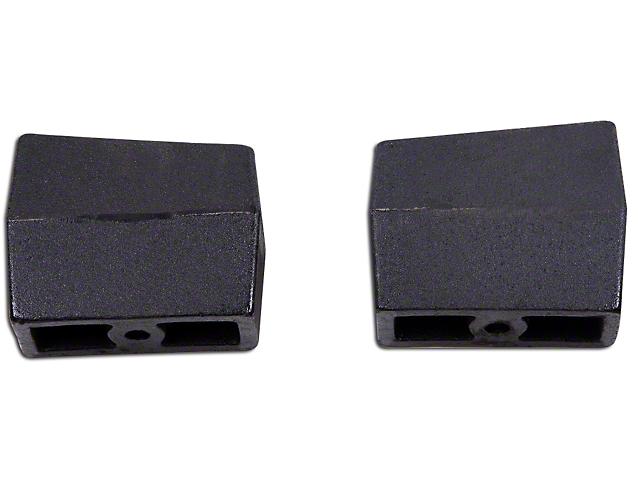Zone Offroad 5-Inch Tapered Lift Blocks (02-08 RAM 1500)