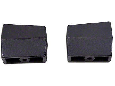 Zone Offroad 5 in. Tapered Lift Blocks (02-08 RAM 1500)
