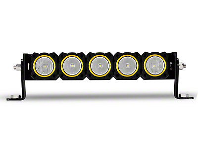 KC HiLiTES 10 in. Flex Array LED Light Bar - Spot Beam