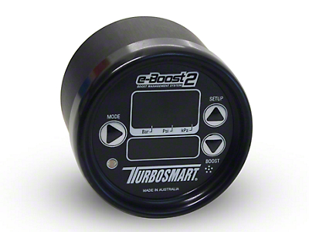 Turbosmart e-Boost2 Boost Controller - 66mm - Black (02-19 RAM 1500)