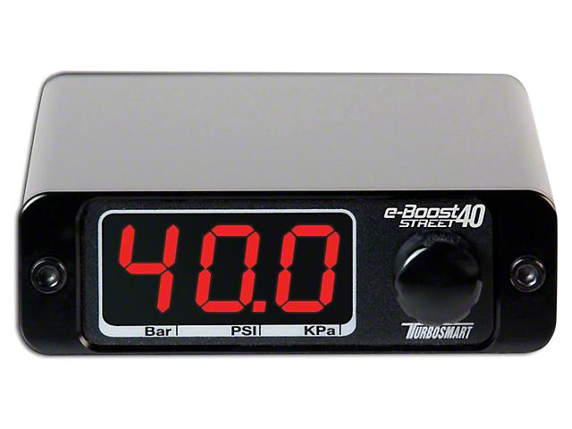Turbosmart e-Boost Street Boost Controller - 40 PSI (02-19 RAM 1500)