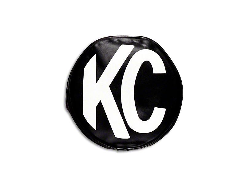 KC HiLiTES 5 in. Apollo/Slimlite Cover - Black