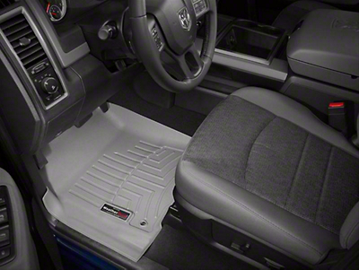 Weathertech DigitalFit Front Floor Liners - Gray (09-18 RAM 1500)