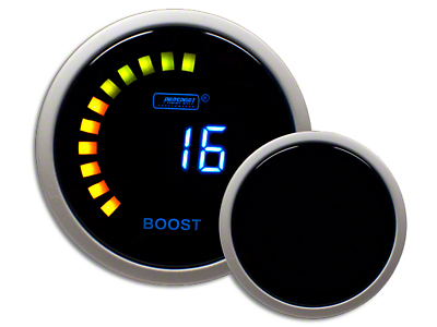 Prosport Digital 45 PSI Boost Gauge - Electrical (02-19 RAM 1500)