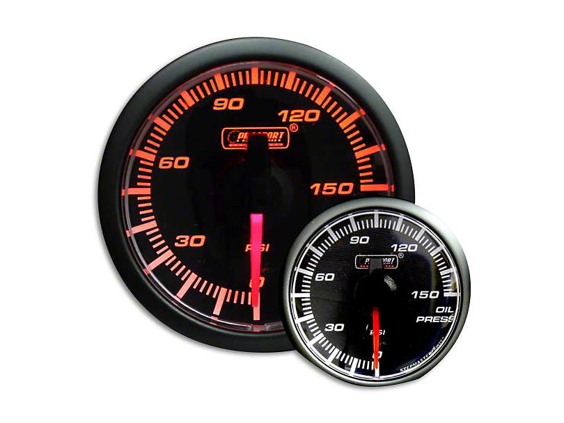 Prosport 0-150 PSI Oil Pressure Gauge (02-19 RAM 1500)