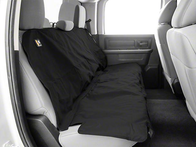 Weathertech 2nd Seat Protector - Black (09-19 RAM 1500 Quad Cab)
