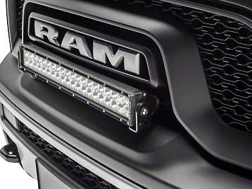 ZRoadz 20 in. LED Light Bar w/ Front Bumper Mounting Brackets (15-18 RAM 1500 Rebel)