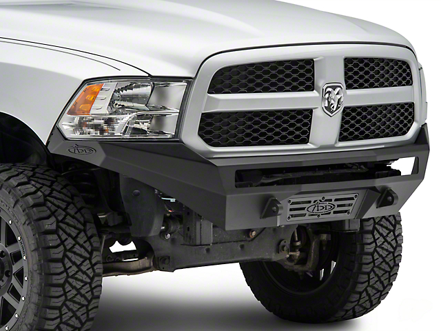 Addictive Desert Designs Stealth Fighter Front Bumper (13-18 RAM 1500, Excluding Rebel)