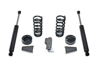 Max Trac 3 in. Rear Lift Kit w/ Shocks (09-18 2WD RAM 1500 w/o Air Ride)