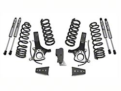 Max Trac 7.0-Inch Front / 4.50-Inch Rear MaxPro Elite Suspension Lift Kit with Fox Shocks (09-18 2WD 5.7L RAM 1500 w/o Air Ride)