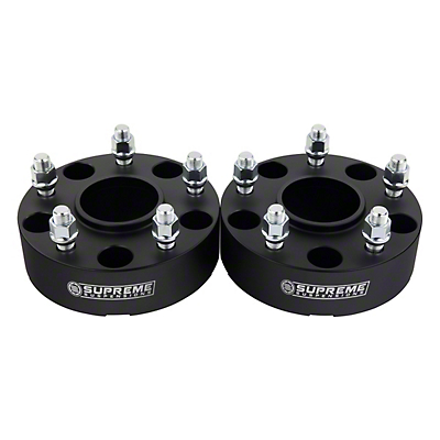 Supreme Suspensions 1.5 in. Pro Billet Wheel Spacers (02-18 RAM 1500)