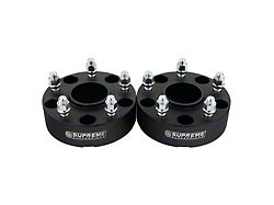 Supreme Suspensions 1.50-Inch Pro Billet Wheel Spacers; Set of Four (12-18 RAM 1500)