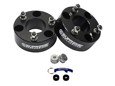MotoFab RAM 2 5 in  Front Leveling Kit DR-2 5 (06-19 4WD RAM