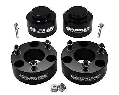 Supreme Suspensions 2.5 in. Front / 1.5 in. Rear Pro Billet Lift Kit (09-18 4WD RAM 1500 w/o Air Ride)