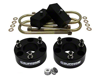 Supreme Suspensions 3.5 in. Front / 1 in. Rear Pro Billet Lift Kit (06-08 4WD RAM 1500, Excluding Mega Cab & TRX)