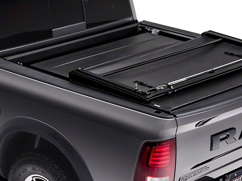 Truxedo Deuce Soft Roll-Up Tonneau Cover (02-08 RAM 1500)