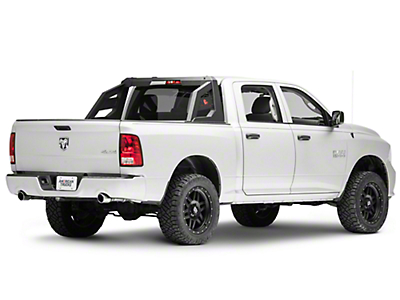 Black Horse Off Road Armour Roll Bar - Black (09-18 RAM 1500)